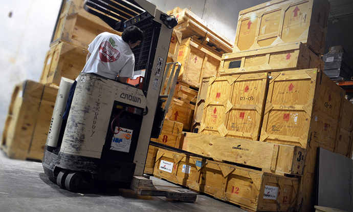 Breaking it Down: Shipping to Advanced Warehouse vs Direct to Show
